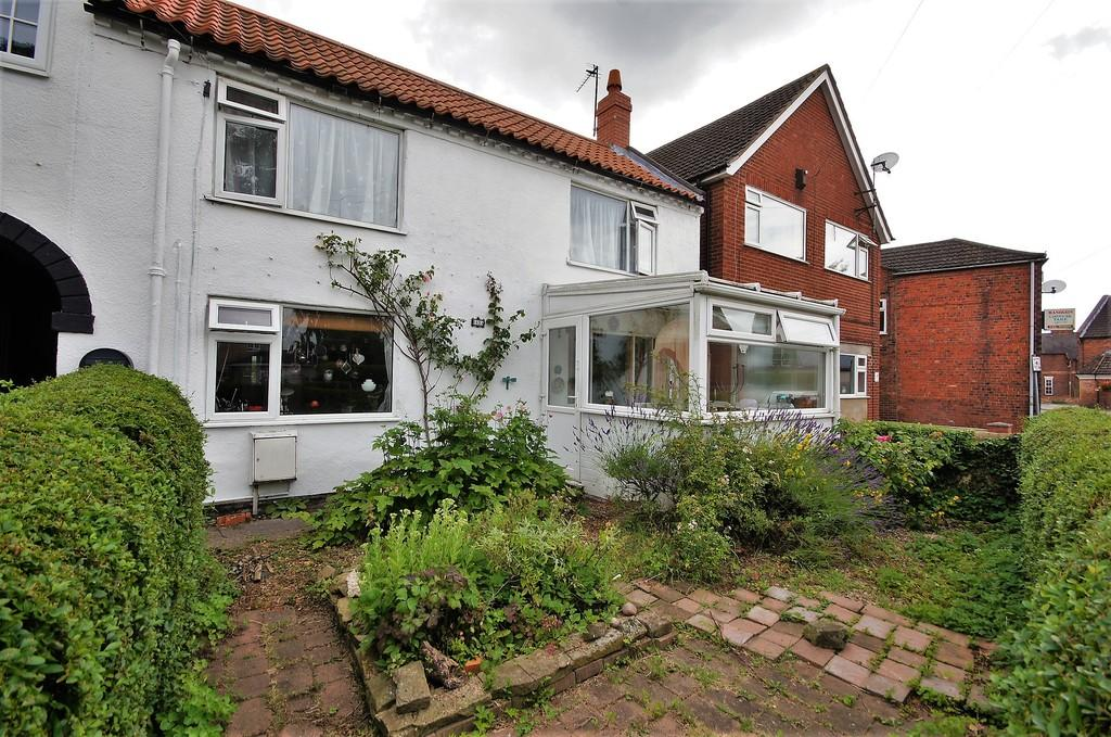 2 Bedrooms Cottage House for sale in High Street, Saxilby, Lincoln