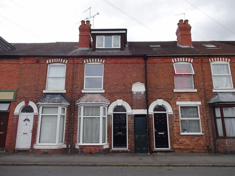 3 Bedrooms Terraced House for sale in Leswell Street, Kidderminster DY10 1RR