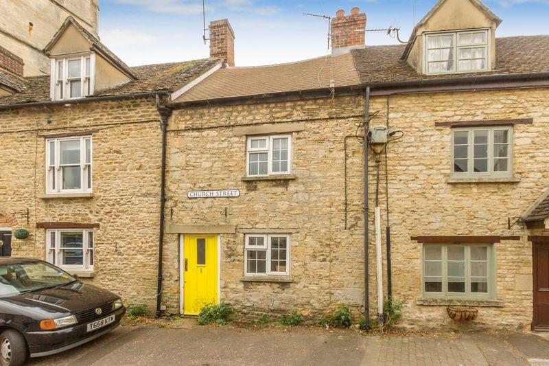 2 Bedrooms Terraced House for sale in Church Street, Eynsham