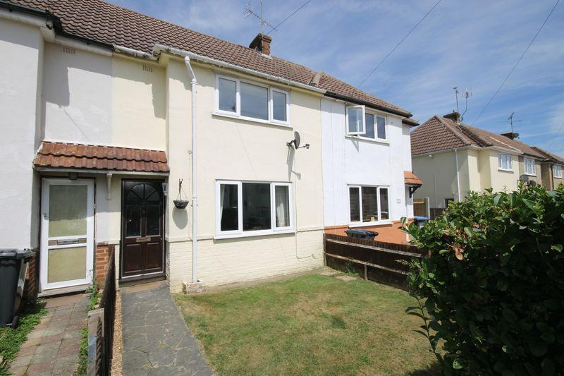 2 Bedrooms Terraced House for sale in Woodleigh Road, Burgess Hill, West Sussex