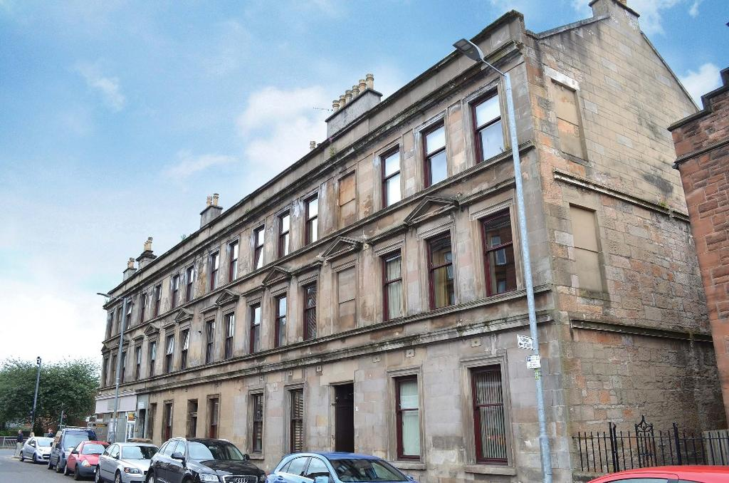 2 Bedrooms Flat for sale in Crow Road, Flat 0/1, Partick, Glasgow, G11 7RT