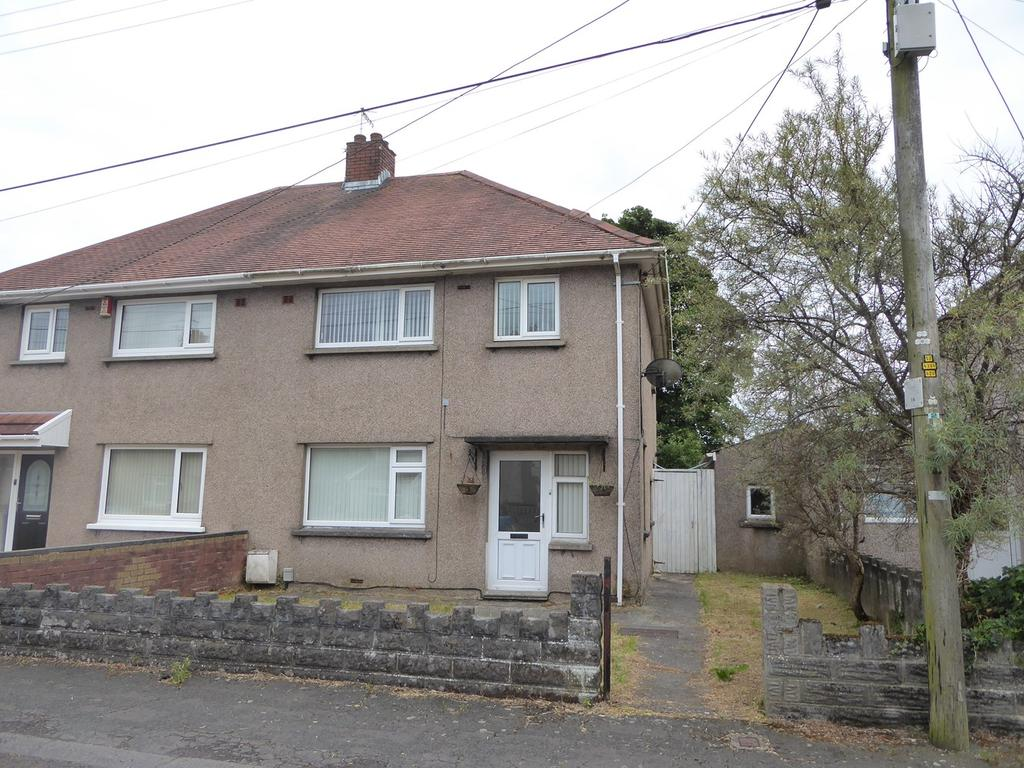 3 Bedrooms Semi Detached House for sale in Bryneinon Road, Gorseinon, Swansea, SA4