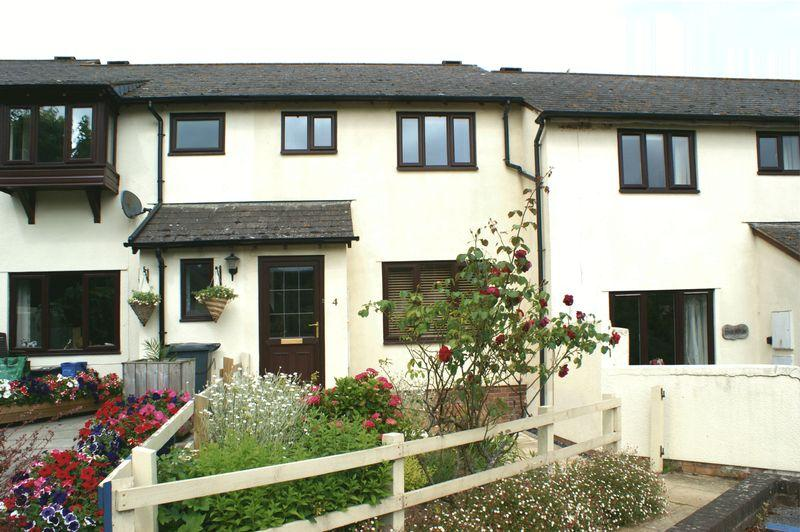 3 Bedrooms Terraced House for sale in All Saints Close, East Budleigh, Budleigh Salterton