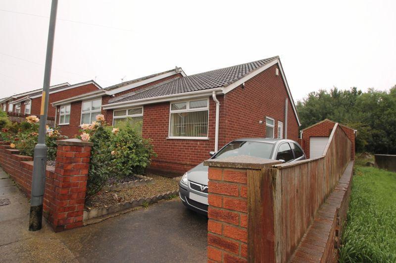 2 Bedrooms Semi Detached Bungalow for sale in David Road, Norton