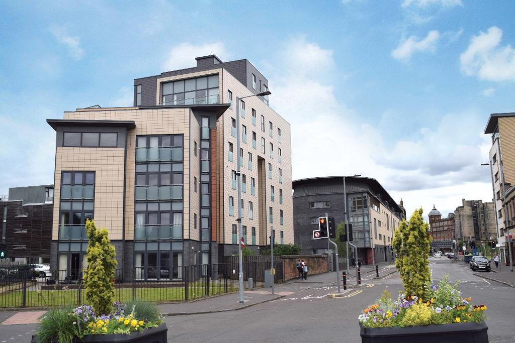 1 Bedroom Flat for sale in London Road , Flat 1/2, Glasgow Green, Glasgow, G1 5DE