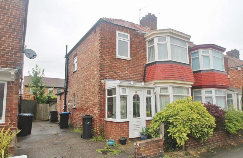 3 Bedrooms Semi Detached House for sale in Edmundsbury Road, Linthorpe