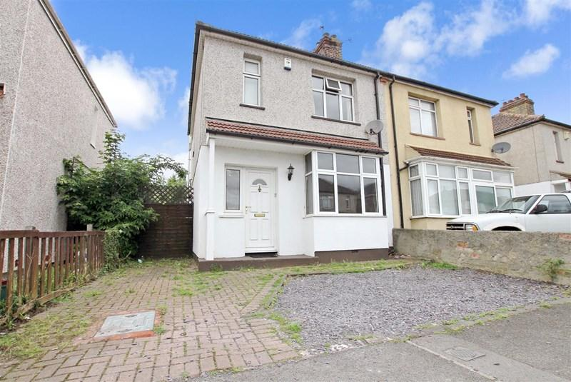 3 Bedrooms Semi Detached House for sale in Lincoln Road, Erith