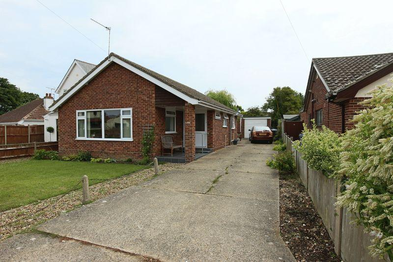 2 Bedrooms Detached Bungalow for sale in Station Road, Lowestoft