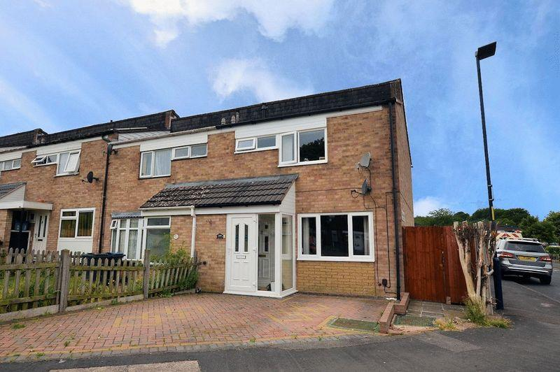 3 Bedrooms End Of Terrace House for sale in Sommerfield Road, Woodgate Valley