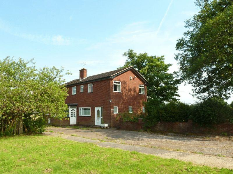4 Bedrooms Residential Development Commercial for sale in The Oaklands, Main Road, Worleston, Near Nantwich
