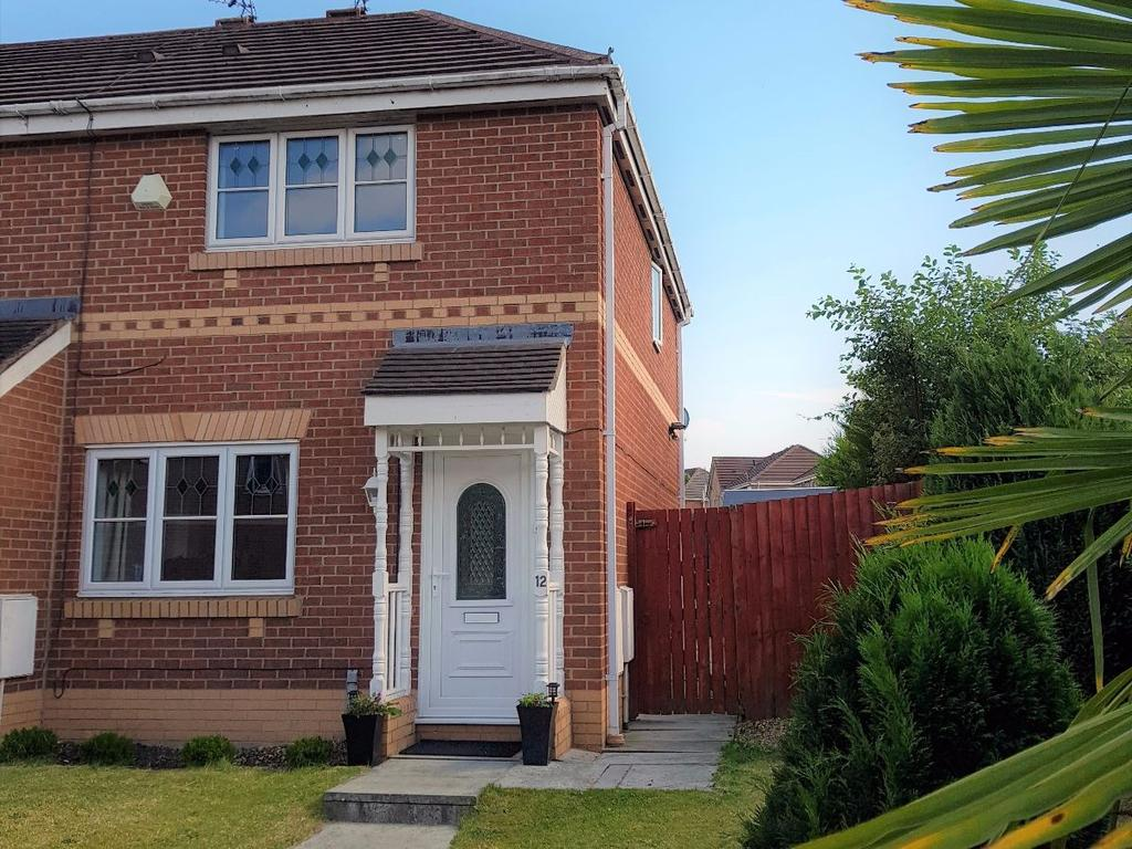 3 Bedrooms Semi Detached House for sale in Elwood Close