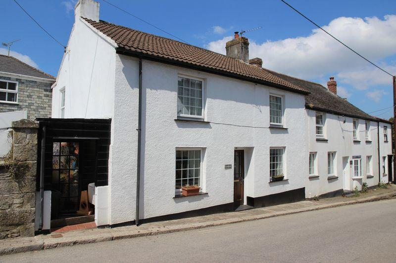 3 Bedrooms End Of Terrace House for sale in Bank Street, St Columb Major