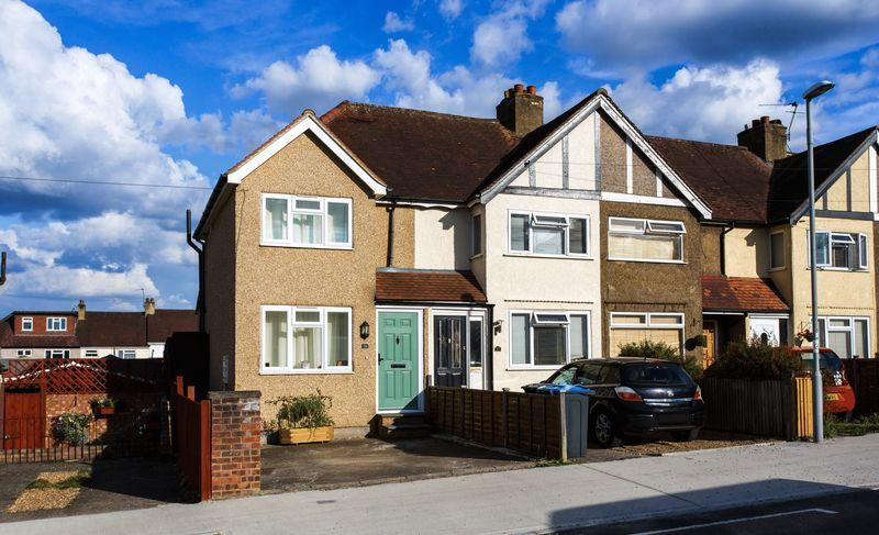 2 Bedrooms End Of Terrace House for sale in Hemsby Road, Chessington