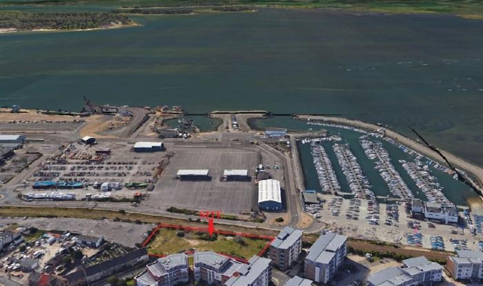 Land Commercial for sale in Norton Way/Station Road , Hamworthy