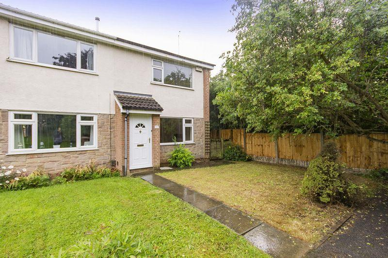 2 Bedrooms End Of Terrace House for sale in THURSTONE FURLONG, CHELLASTON