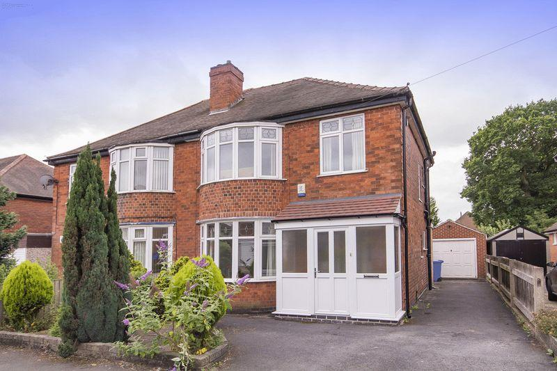 3 Bedrooms Semi Detached House for sale in MELTON AVENUE, LITTLEOVER