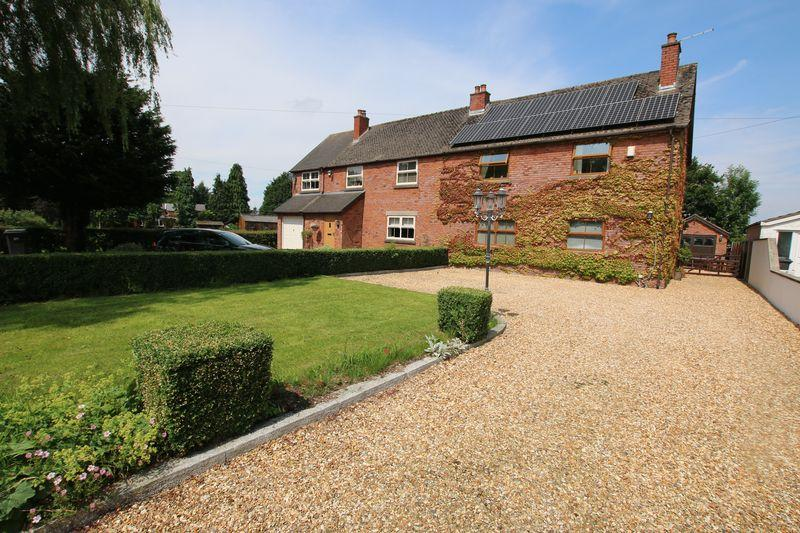 5 Bedrooms Semi Detached House for sale in Airey Houses, Dob Lane, Little Hoole