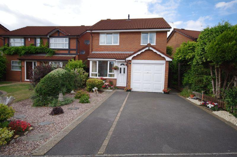 3 Bedrooms Detached House for sale in Stean Bridge Road, Bradley Stoke, Bristol
