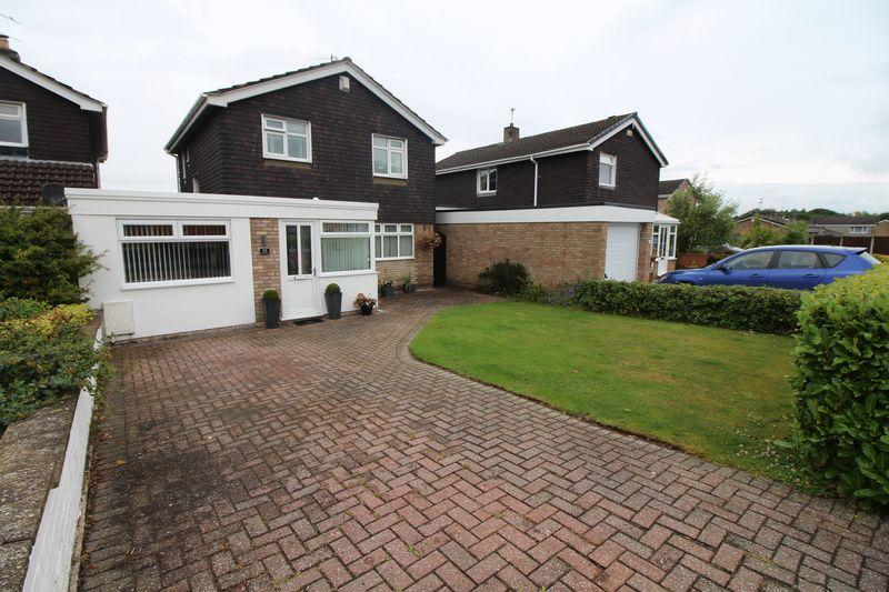 4 Bedrooms Detached House for sale in Barnes Green, Spital