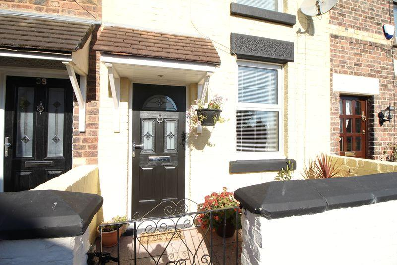 2 Bedrooms Terraced House for sale in School Lane, Higher Bebington