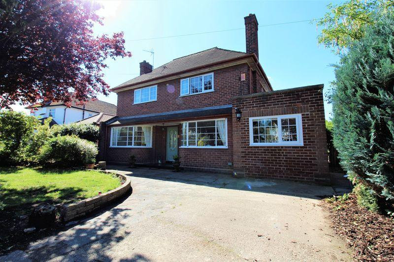 3 Bedrooms Detached House for sale in Rothesay Road, Curzon Park, Chester