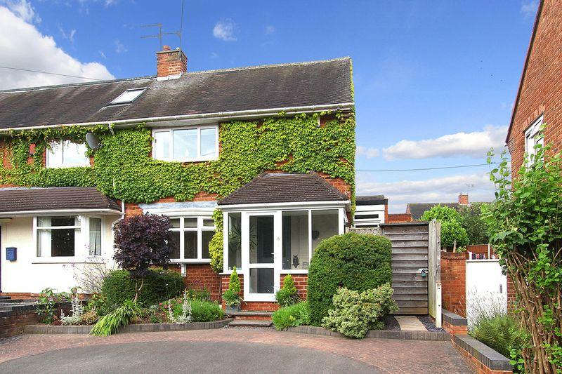 2 Bedrooms Semi Detached House for sale in CASTLECROFT, Pool Hall Crescent