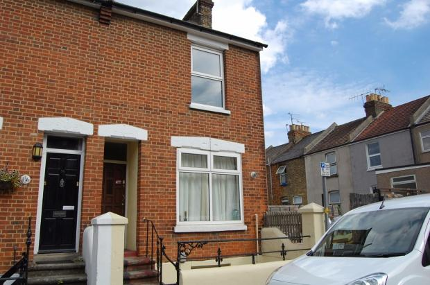 4 Bedrooms Terraced House for sale in Sidney Road, Gillingham, ME7