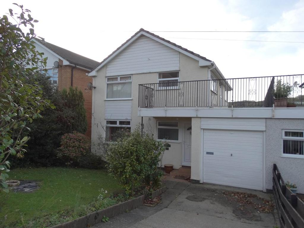 3 Bedrooms Detached House for sale in 59 Dinerth Road, Rhos on Sea, LL28 4YG