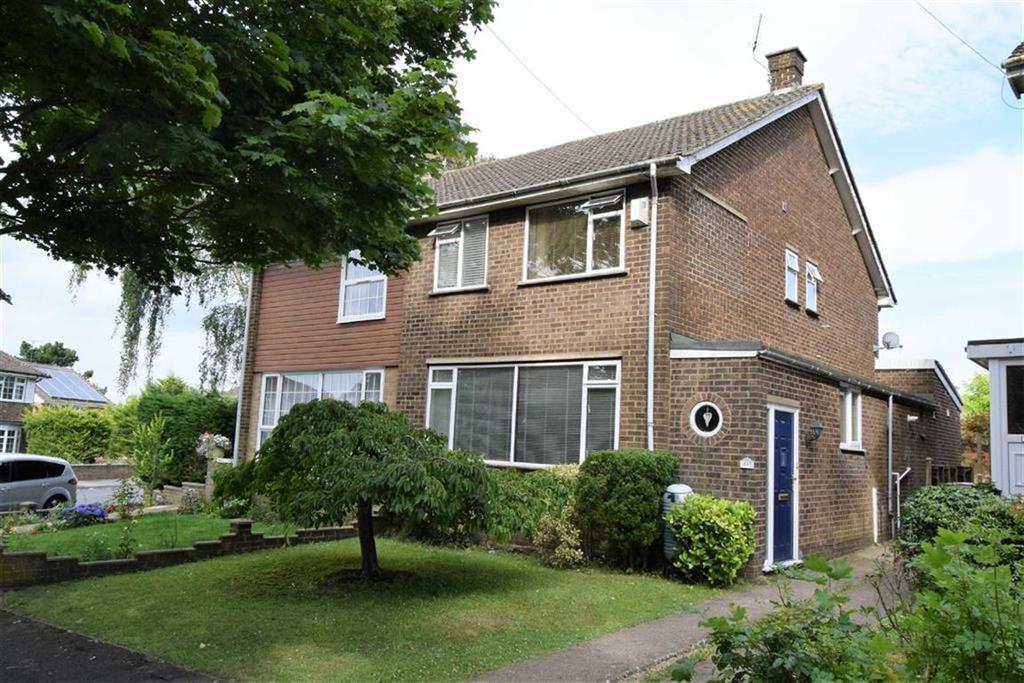 4 Bedrooms Semi Detached House for sale in Mierscourt Road, Rainham, Kent, ME8