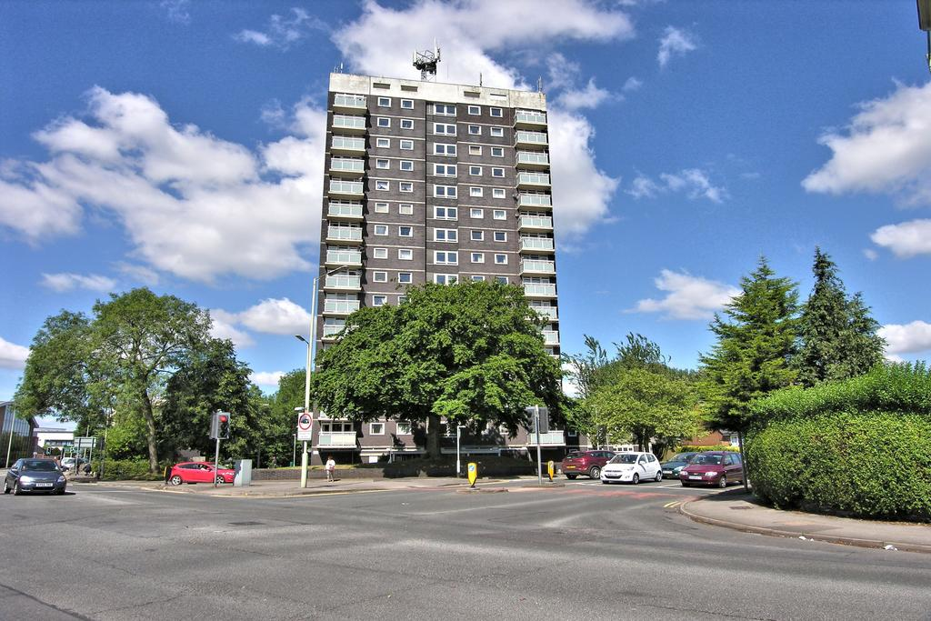 2 Bedrooms Apartment Flat for sale in PENNYCROFTS COURT, STAFFORD ST16