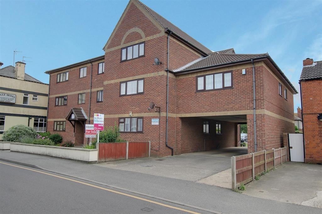 1 Bedroom Flat for sale in 8 Clement Court, Victoria Road, Mablethorpe