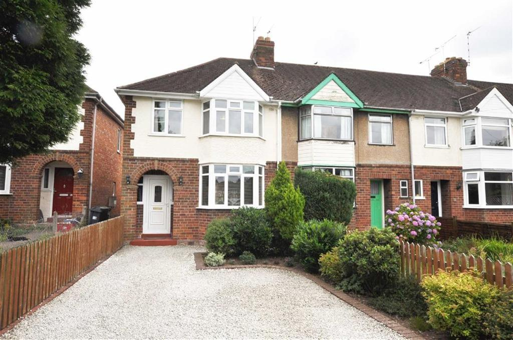 3 Bedrooms Terraced House for sale in Cromer Road, Leamington Spa