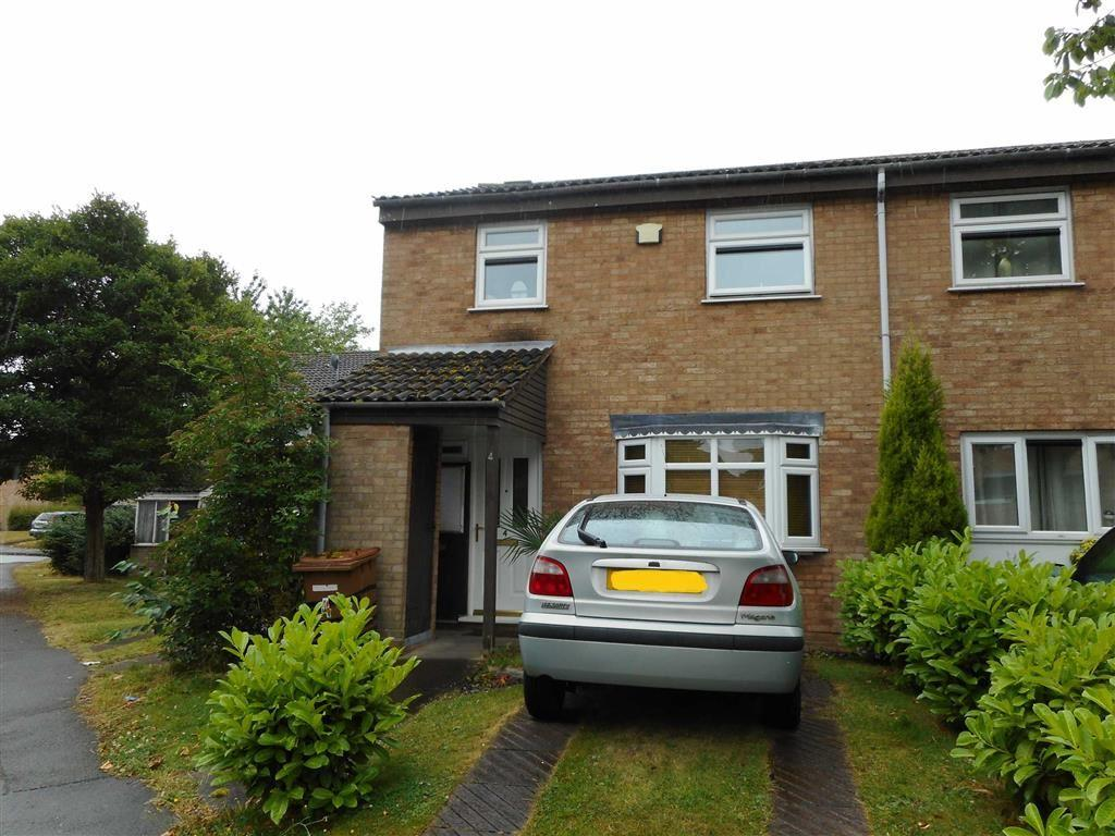2 Bedrooms Semi Detached House for sale in Brookhill Close, Willenhall