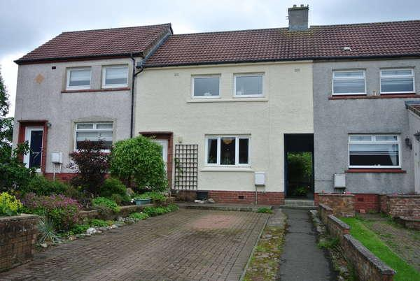 3 Bedrooms Terraced House for sale in 12 Middlerig, Strathaven, ML10 6BN