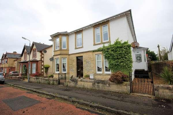 3 Bedrooms Flat for sale in 17 Lovat Street, Largs, KA30 9NE