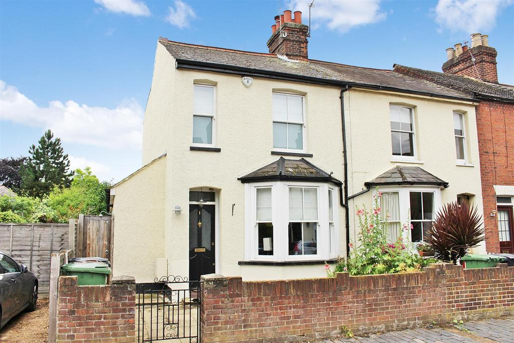 2 Bedrooms Terraced House for sale in Culver Road, St. Albans