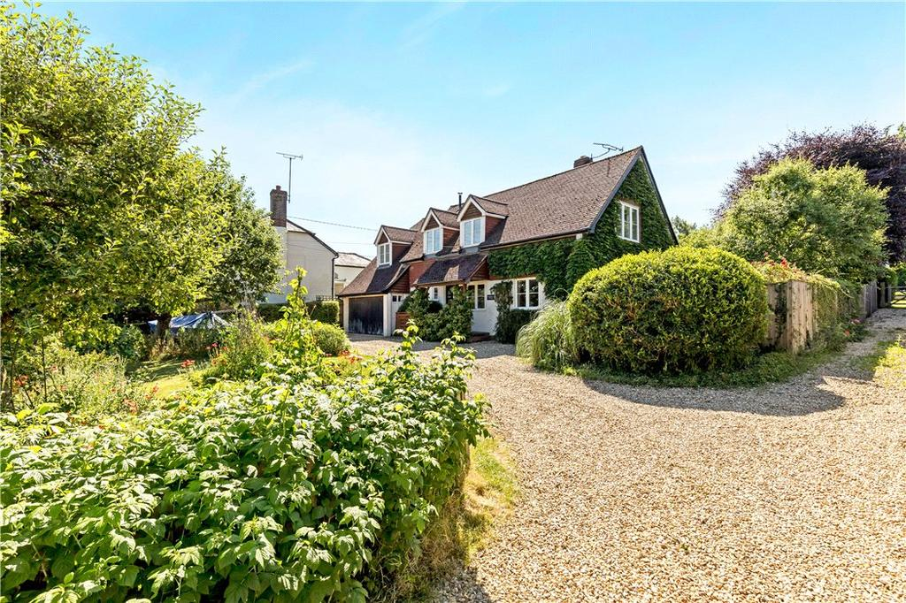 5 Bedrooms Detached House for sale in Church Street, Micheldever, Winchester, Hampshire, SO21