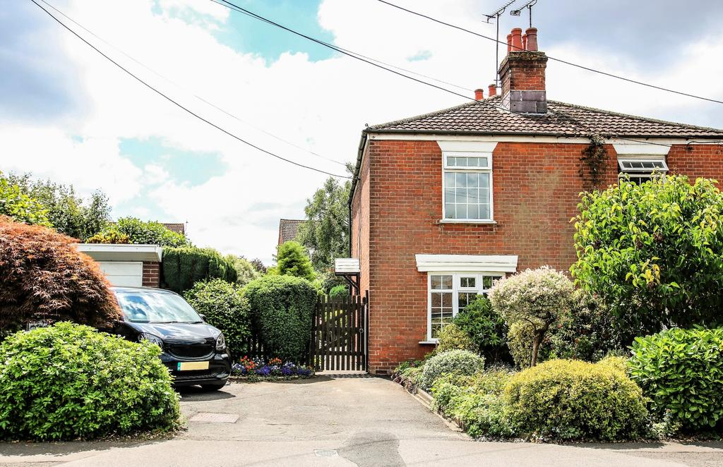 2 Bedrooms Semi Detached House for sale in West End, Southampton
