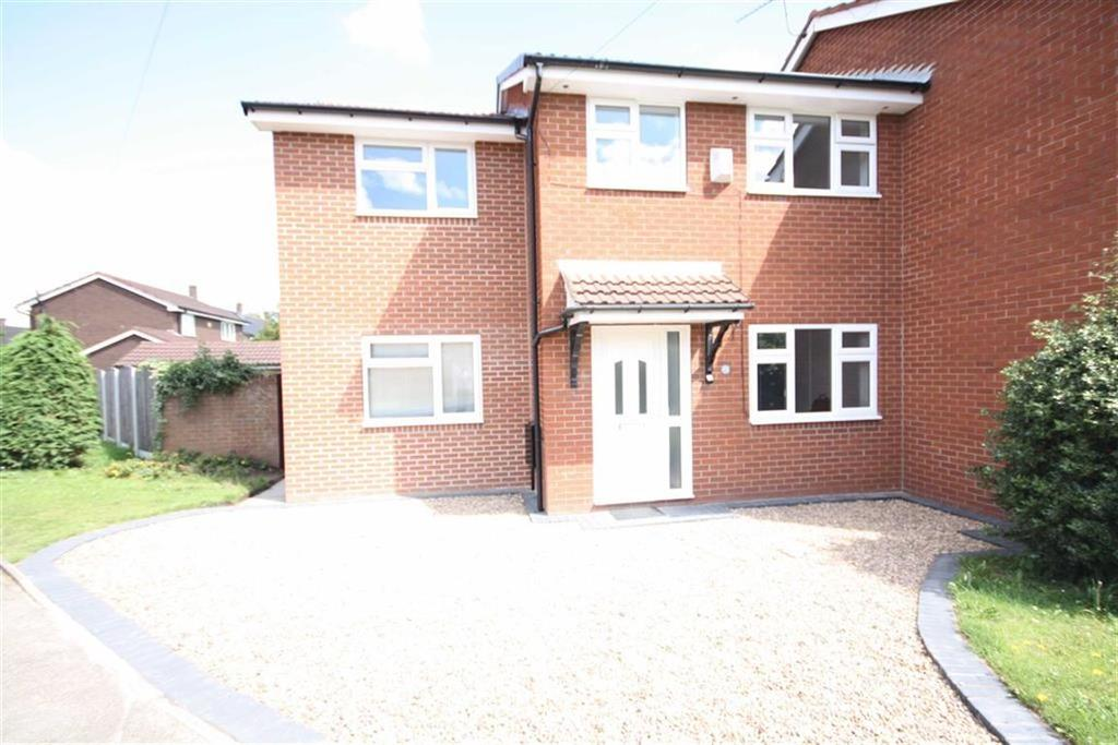 4 Bedrooms Semi Detached House for sale in Christchurch Road, Sale