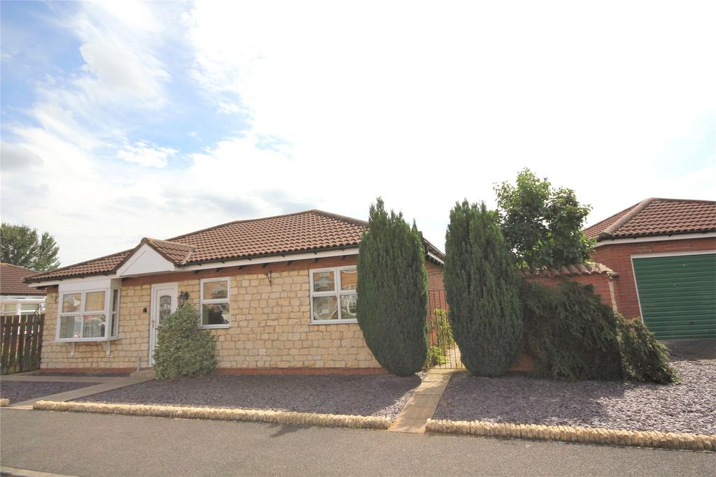 3 Bedrooms Detached Bungalow for sale in Forum Way, Sleaford, NG34