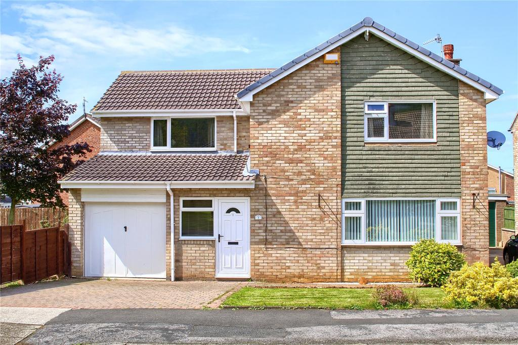 5 Bedrooms Detached House for sale in Fernie Road, Guisborough