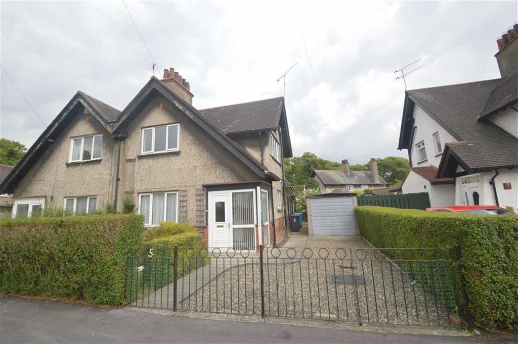 2 Bedrooms Semi Detached House for sale in Cherry Tree Avenue, Garden Village, Hull, East Yorkshire, HU8