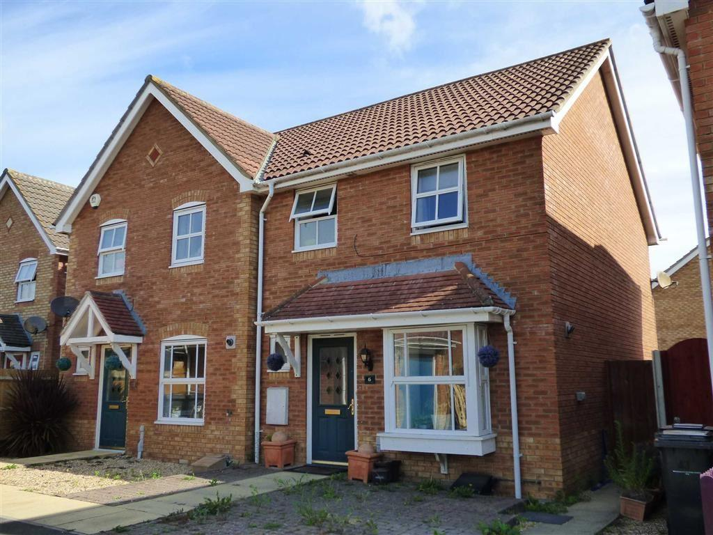 3 Bedrooms Semi Detached House for sale in Belmont Avenue, Bournemouth, Bournemouth, Dorset