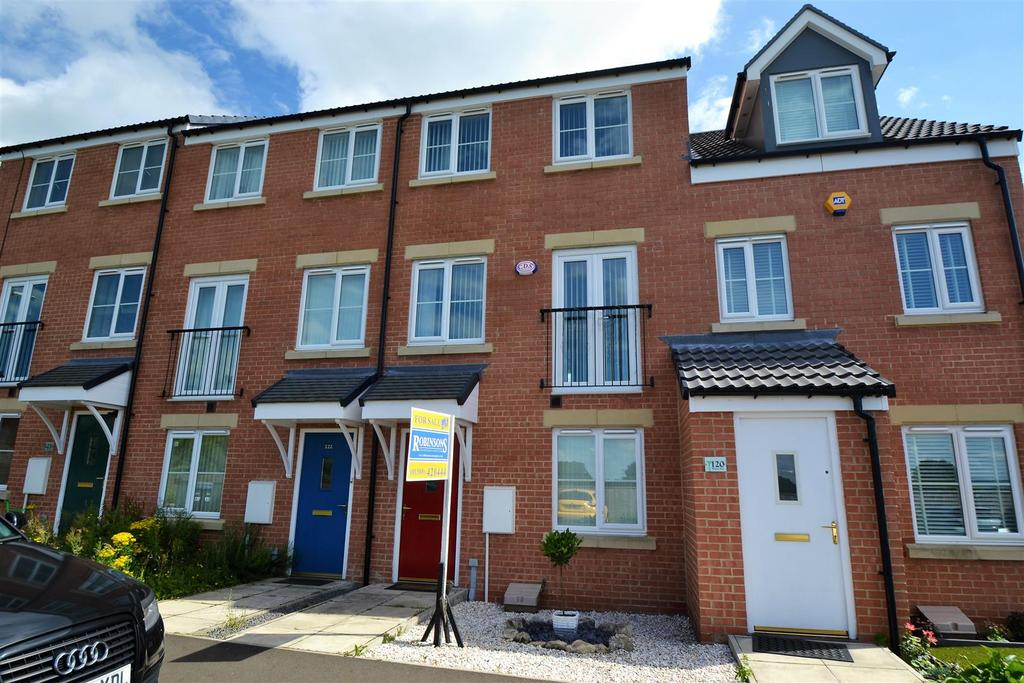 3 Bedrooms Town House for sale in Watson Park, Spennymoor