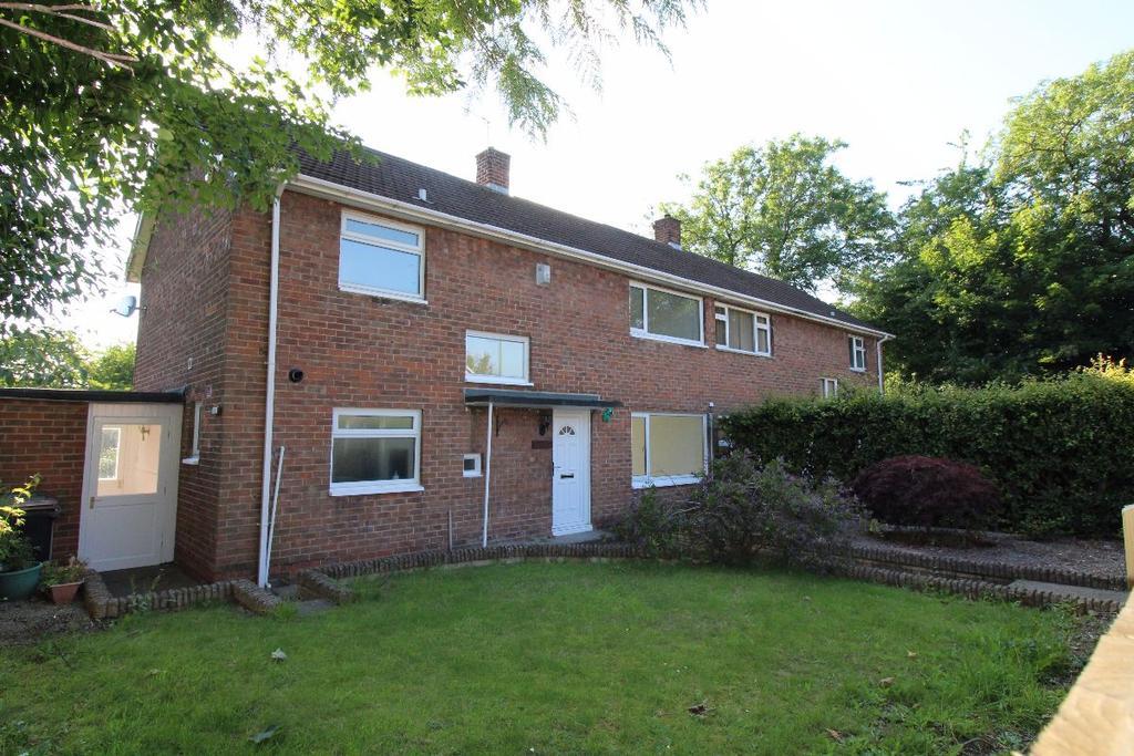 3 Bedrooms Semi Detached House for sale in Elizabeth Barrett Walk, Neville's Parade