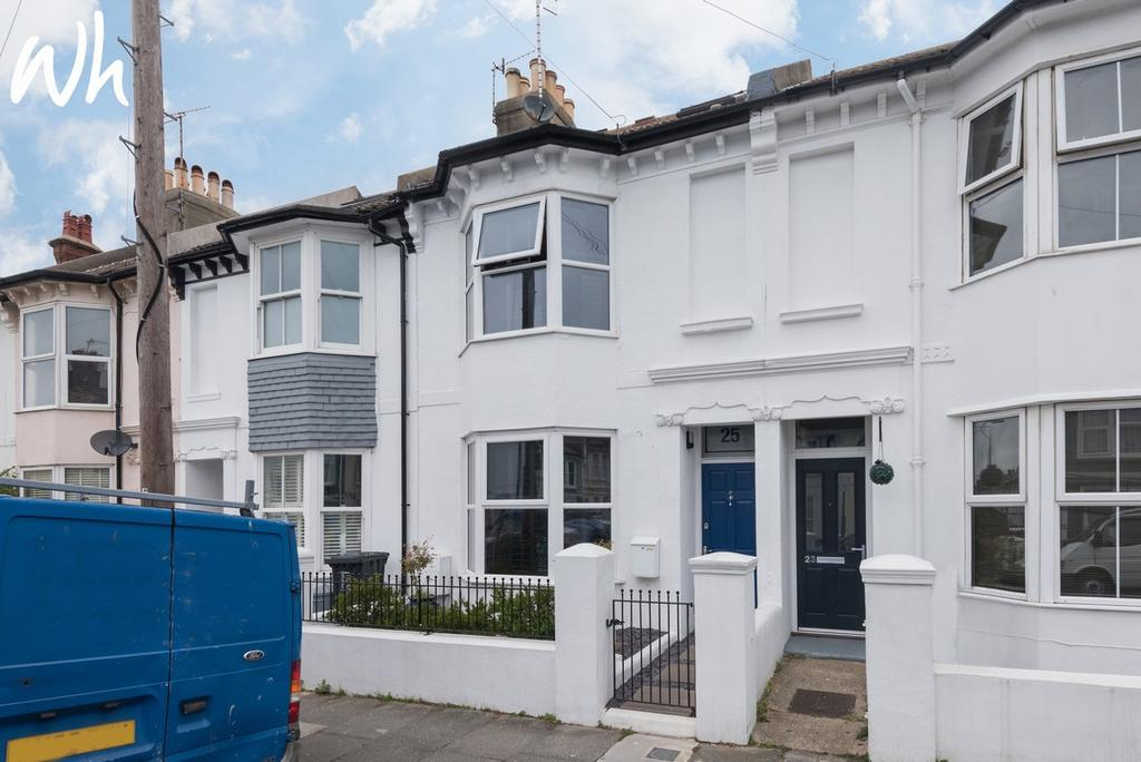 3 Bedrooms Terraced House for sale in Montgomery Street, Hove BN3