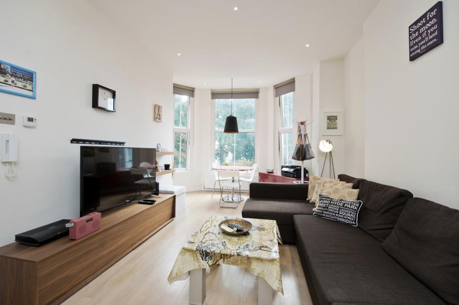 1 Bedroom Flat for sale in Holland Road, Kensington W14