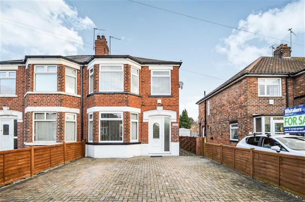 3 Bedrooms Semi Detached House for sale in Rokeby Park, Hull