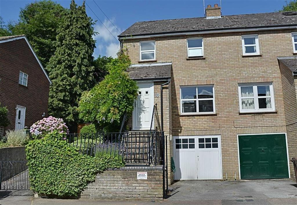 3 Bedrooms Semi Detached House for sale in Wellington Street, HERTFORD, Herts, SG14