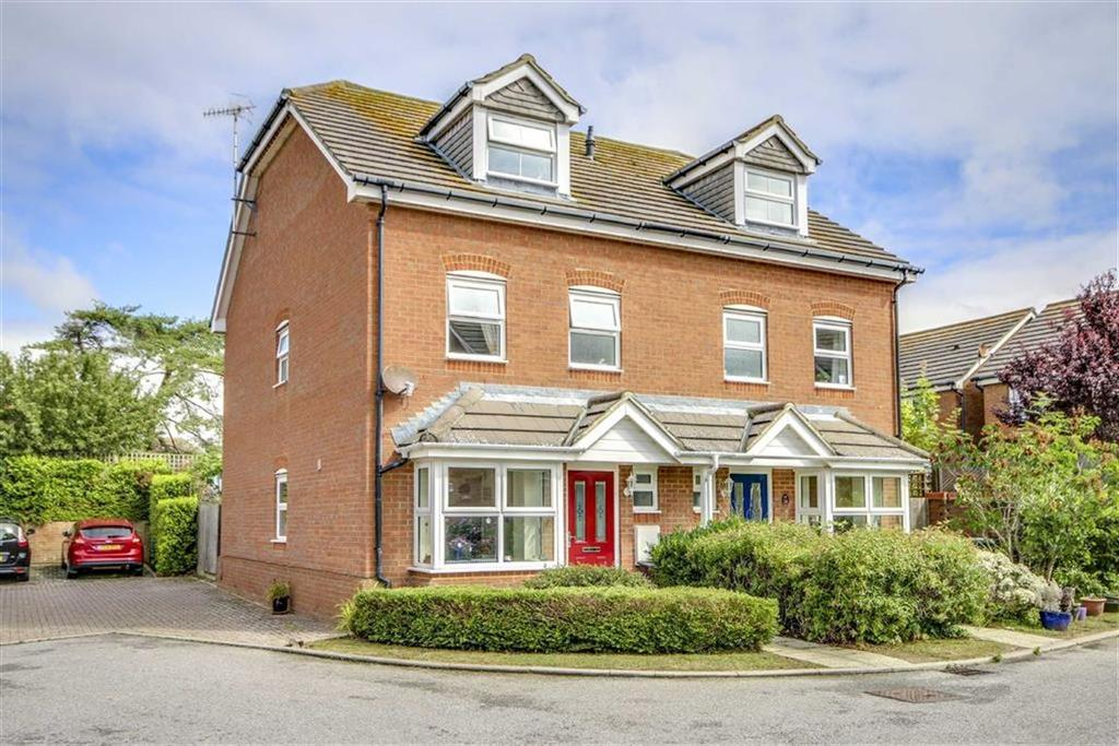 4 Bedrooms Semi Detached House for sale in St. Mary's Close, Seaford